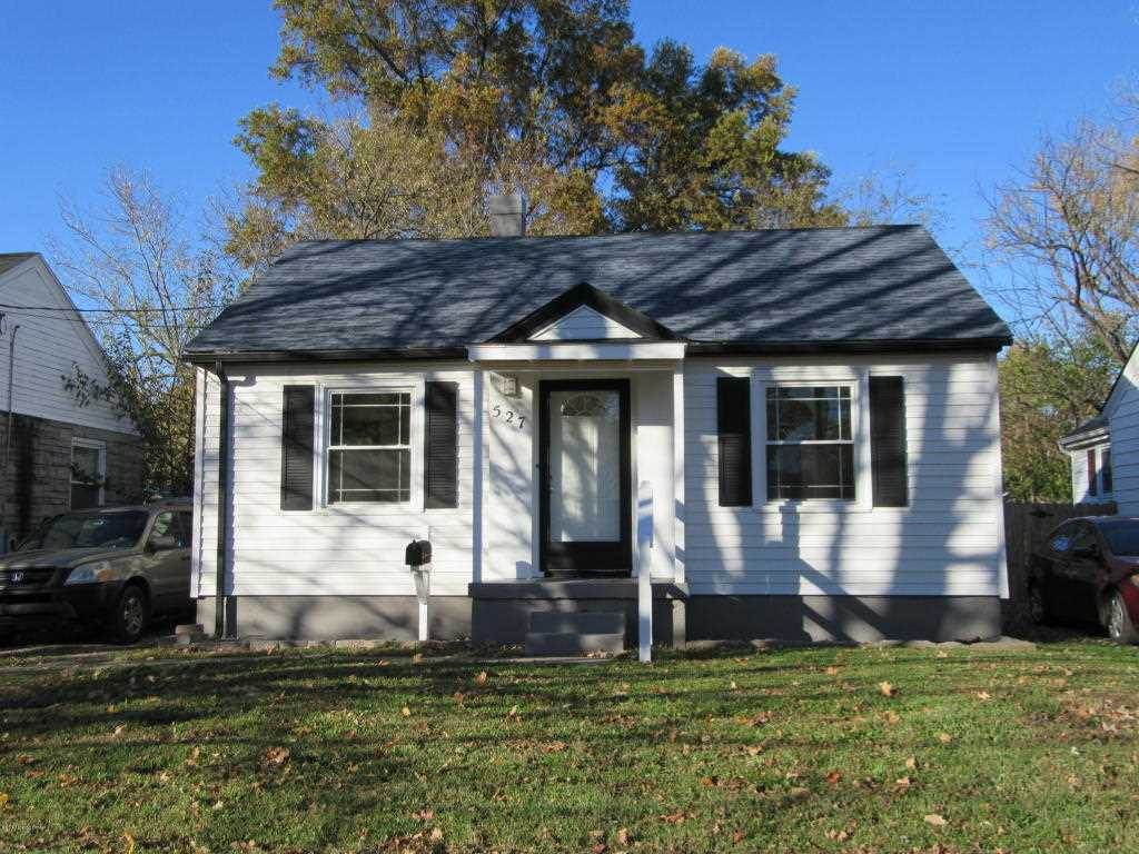 527 W Florence Ave Louisville KY in Jefferson County - MLS# 1490495 | Real Estate Listings For Sale |Search MLS|Homes|Condos|Farms Photo 1