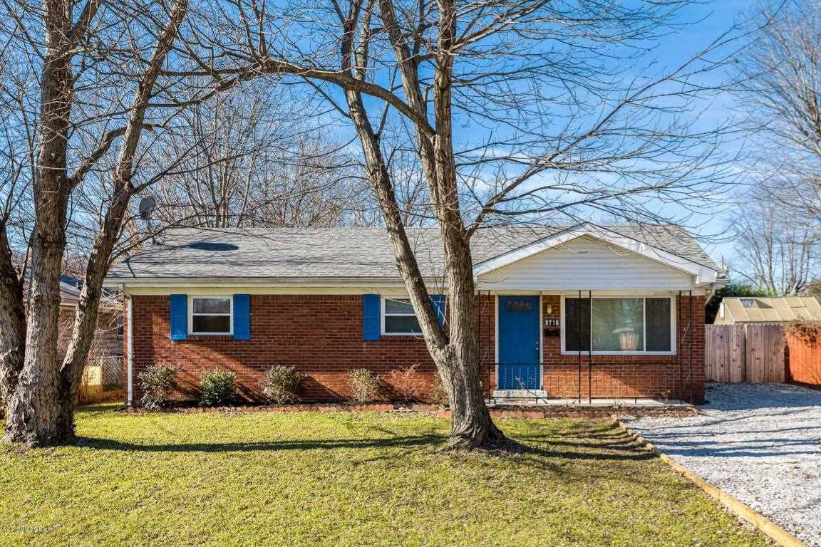 9716 Saturn Dr Louisville KY in Jefferson County - MLS# 1491338 | Real Estate Listings For Sale |Search MLS|Homes|Condos|Farms Photo 1