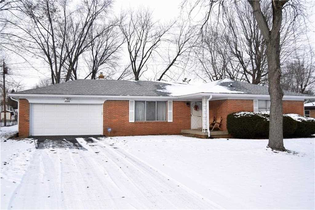 4306 E Cragmont Drive Indianapolis, IN 46237 | MLS 21539737 Photo 1
