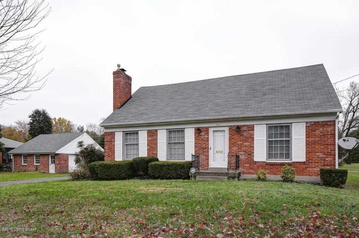 405 Leyton Ave Louisville KY in Jefferson County - MLS# 1490839   Real Estate Listings For Sale  Search MLS Homes Condos Farms Photo 1