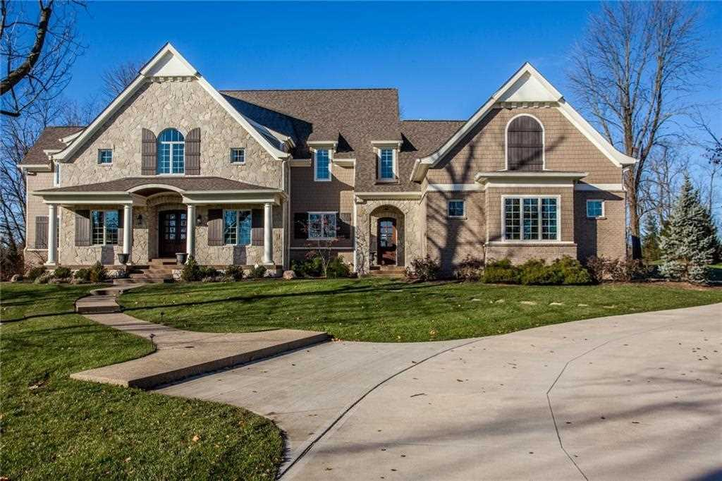11540 Willow Springs Drive Zionsville, IN 46077 | MLS 21539919 Photo 1