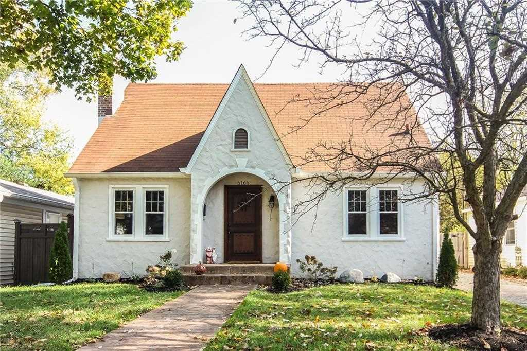 6165 Kingsley Drive Indianapolis, IN 46220 | MLS 21521965 Photo 1