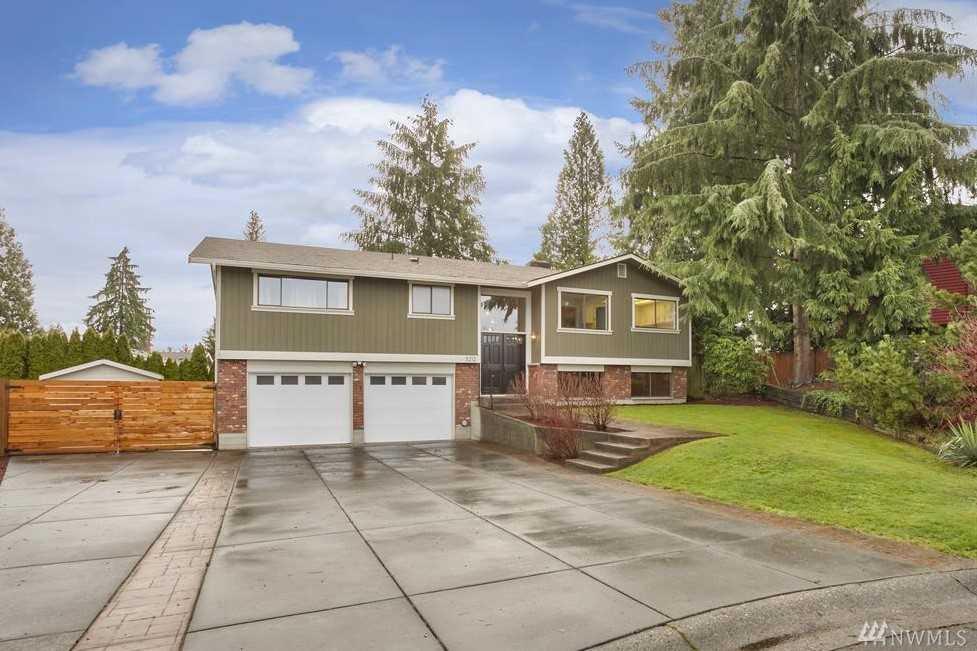 New Single Family Homes Everett Wa