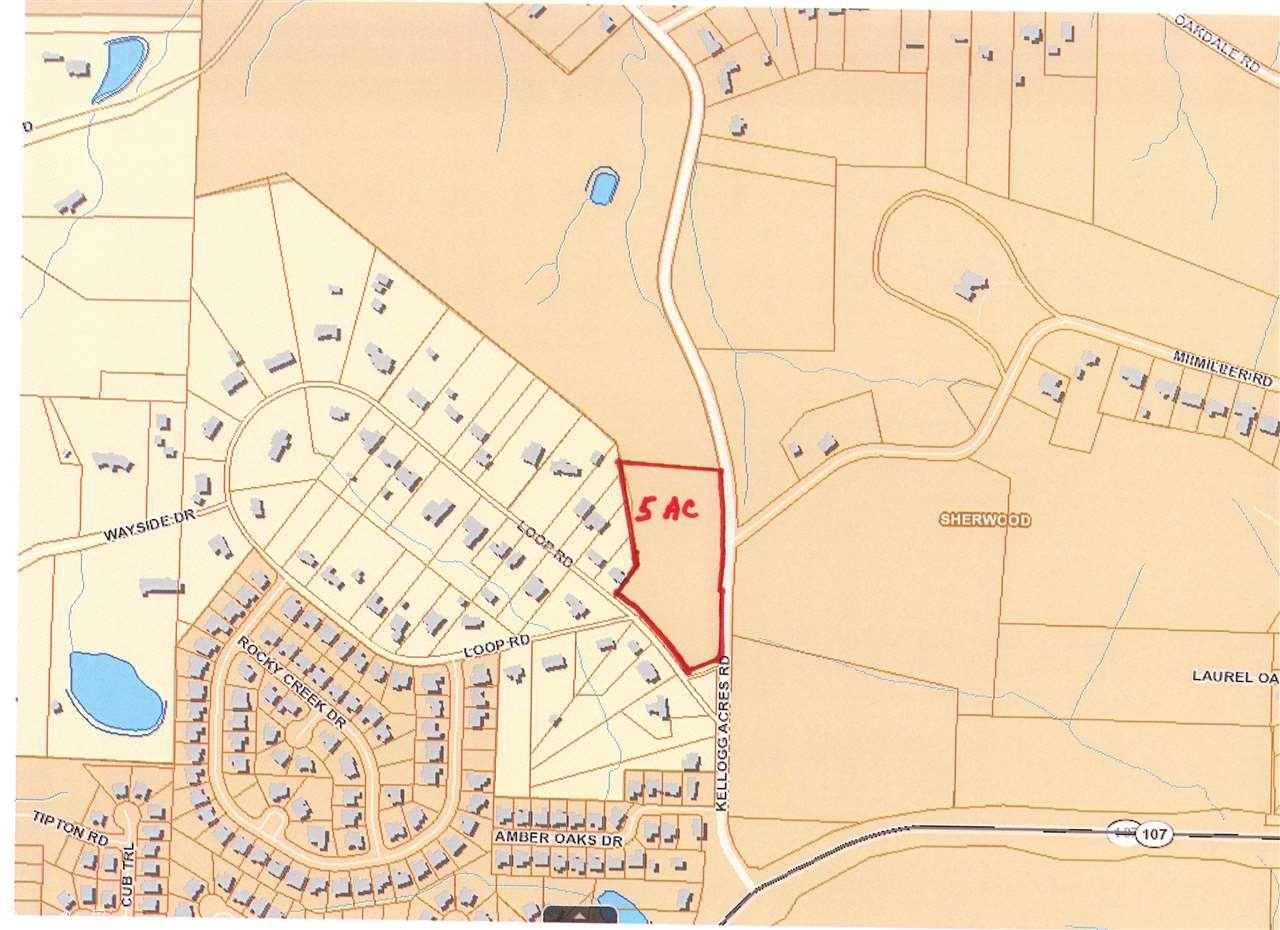 0 Kellogg Acres Sherwood Ar Metes Bounds Subdivision