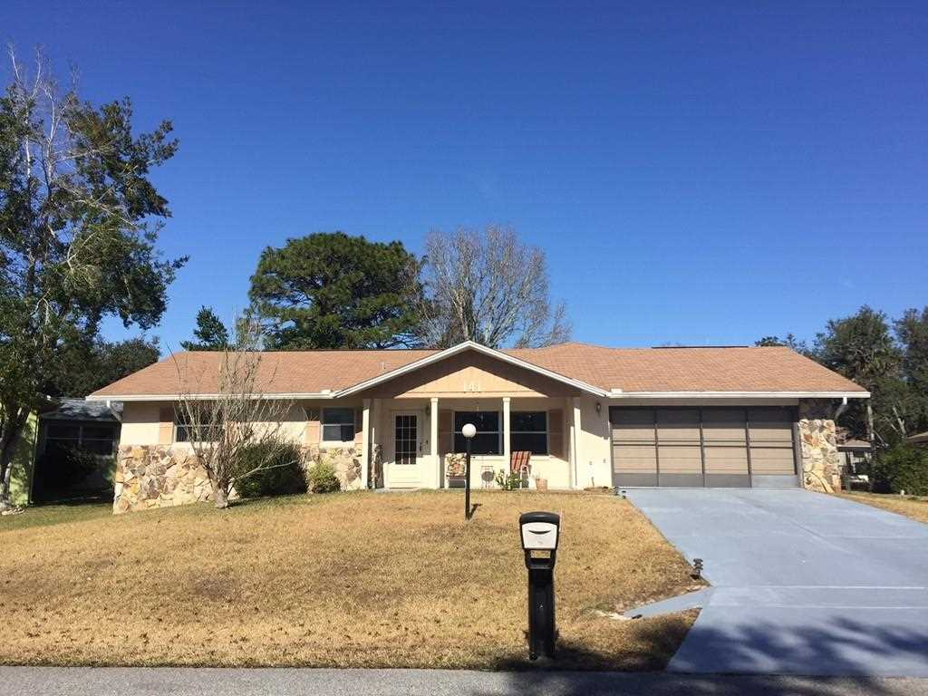 141 W. Seymeria Beverly Hills, FL 34465 | MLS 72270183 Photo 1