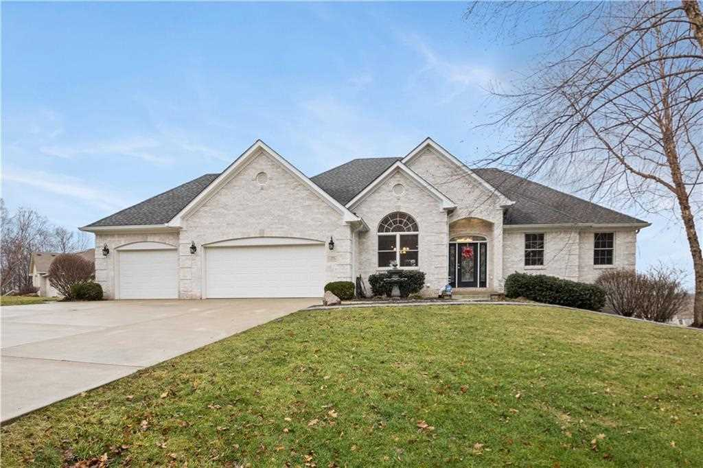 9725 N Summer Ridge Court Mooresville, IN 46158 | MLS 21540458 Photo 1