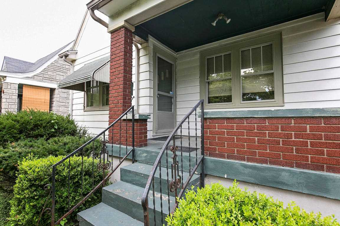 1301 Larchmont Ave Louisville KY in Jefferson County - MLS# 1484368   Real Estate Listings For Sale  Search MLS Homes Condos Farms Photo 1