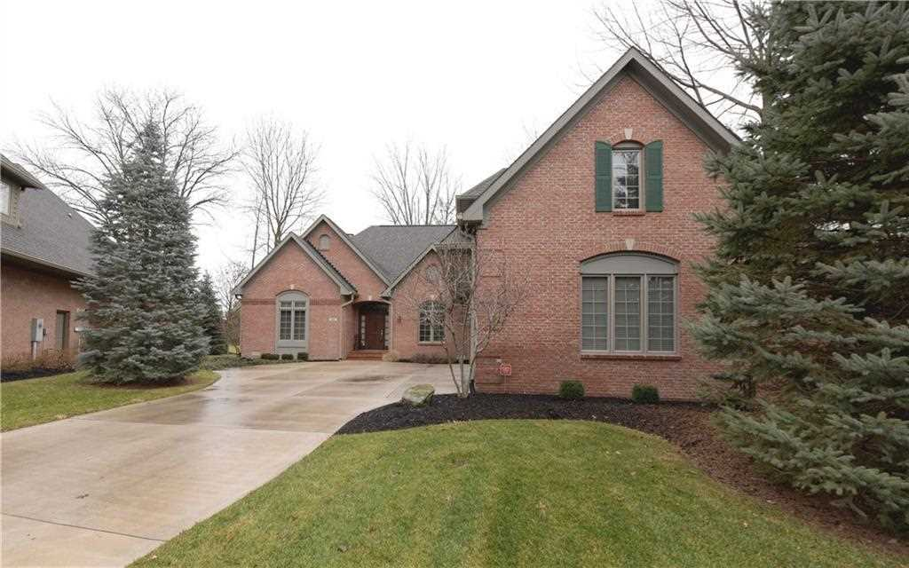 10913 Three Hundred Yard Drive Fishers, IN 46037 | MLS 21512157 Photo 1