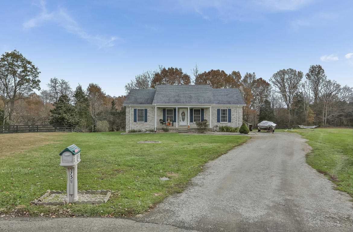 175 Wagon Trail Taylorsville KY in Spencer County - MLS# 1490829 | Real Estate Listings For Sale |Search MLS|Homes|Condos|Farms Photo 1