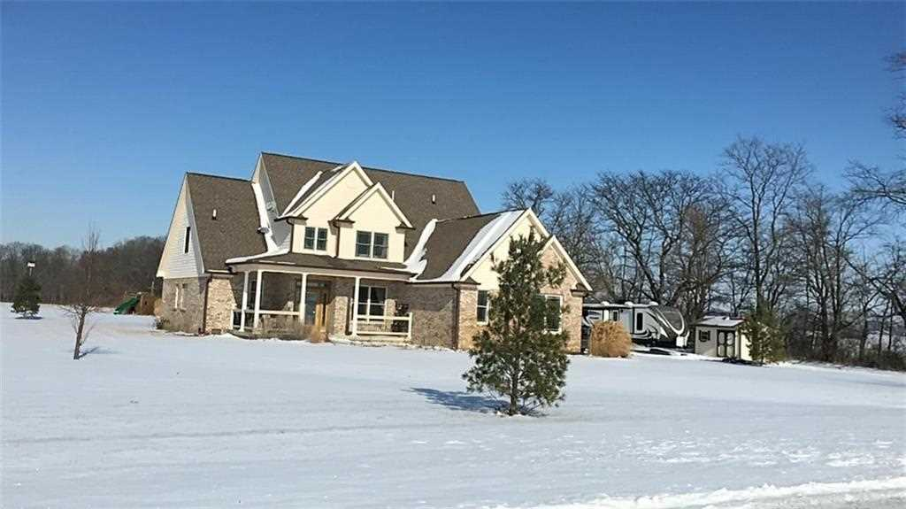 864 W 375 N Greenfield, IN 46140 | MLS 21540207 Photo 1