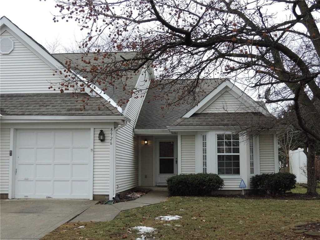 8926 Gerking Court Indianapolis, IN 46256 | MLS 21541567 Photo 1