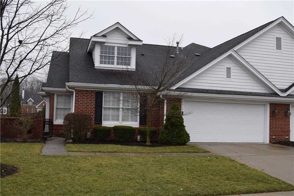 4617 Statesmen Drive Indianapolis, IN 46250 | MLS 21528137 Photo 1