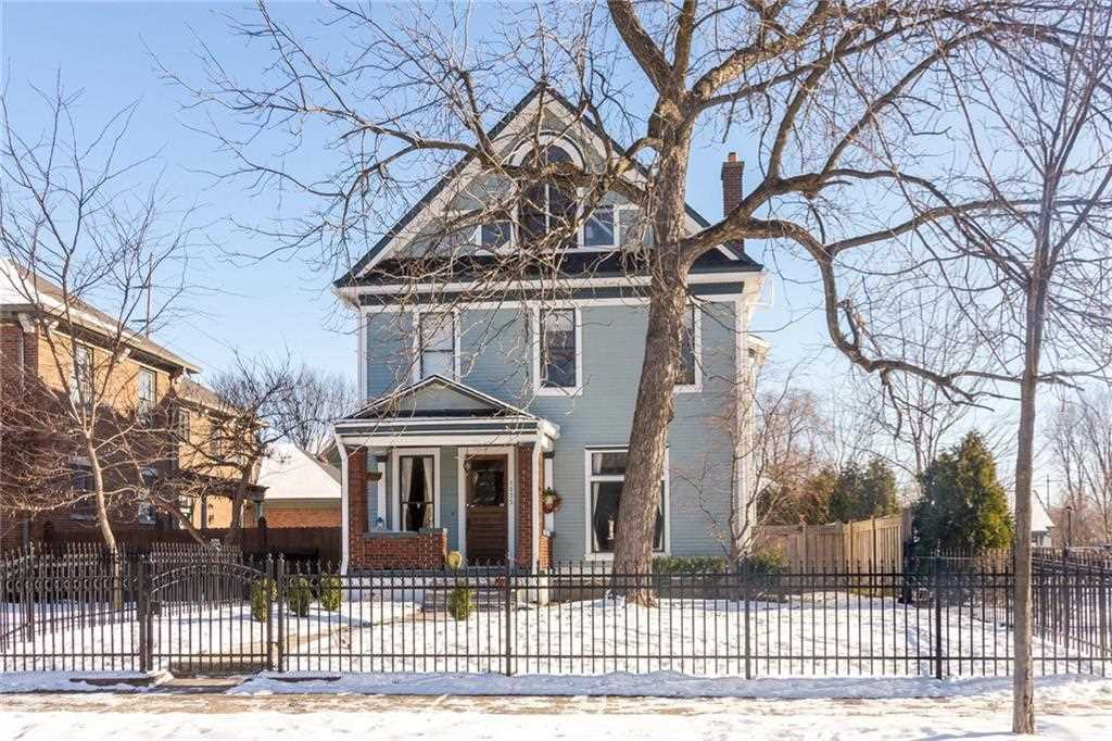 1235 Central Avenue Indianapolis, IN 46202 | MLS 21541996 Photo 1