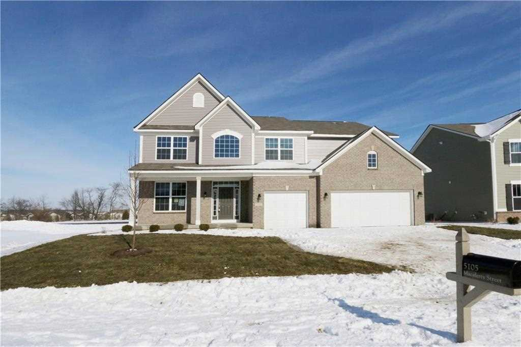 5105 Macaferty Street Plainfield, IN 46168 | MLS 21541055 Photo 1