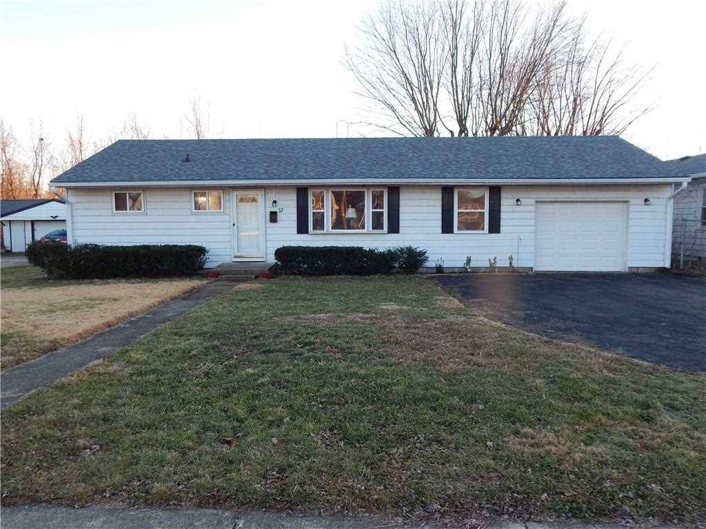 57 Hadley Street Mooresville, IN 46158 | MLS 21542560 Photo 1