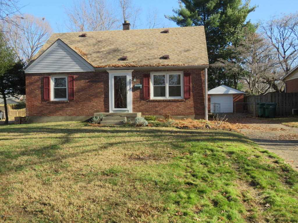 2833 Yorkshire Blvd Louisville KY in Jefferson County - MLS# 1491857   Real Estate Listings For Sale  Search MLS Homes Condos Farms Photo 1