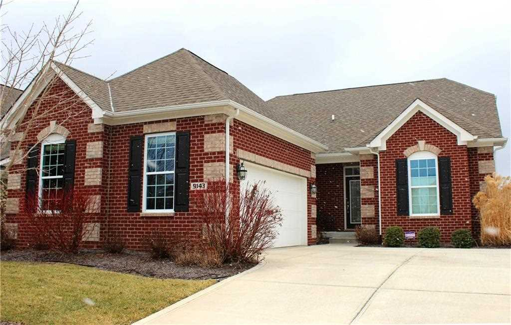 9143 Crystal River Drive Indianapolis, IN 46240 | MLS 21542648 Photo 1