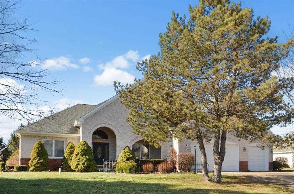 7656 Bluebird Court Brownsburg, IN 46112 | MLS 21542485 Photo 1
