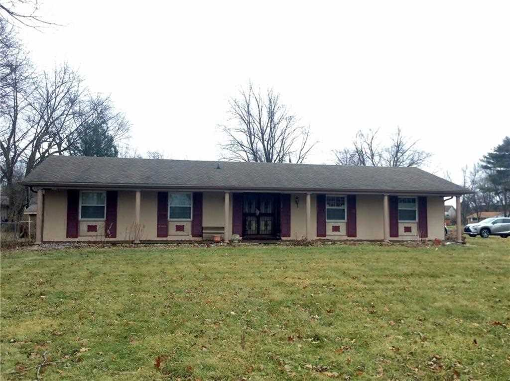 3541 W 56Th Street Indianapolis, IN 46228   MLS 21461542 Photo 1