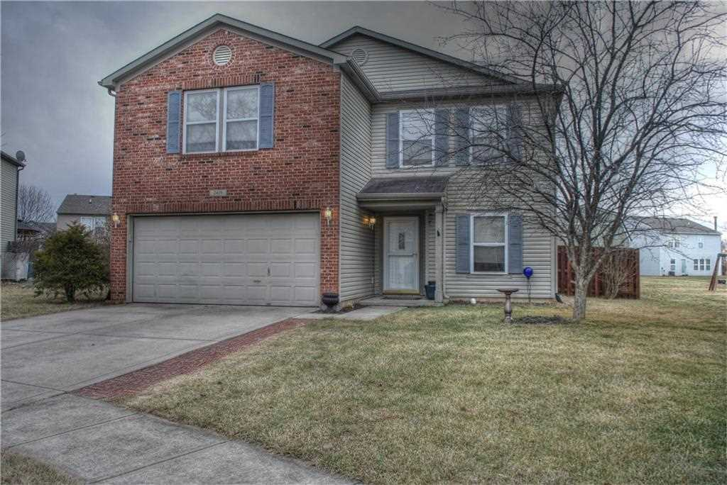2418 Woodmont Court Plainfield, IN 46168 | MLS 21541385 Photo 1