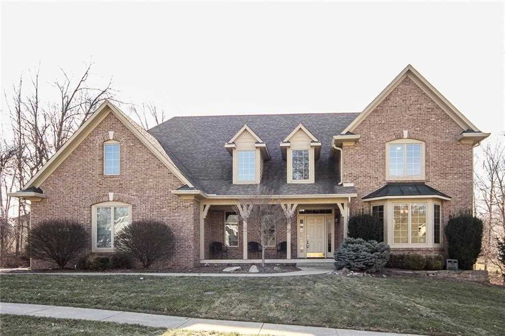 13639 Creekridge Lane Mccordsville, IN 46055 | MLS 21539770 Photo 1