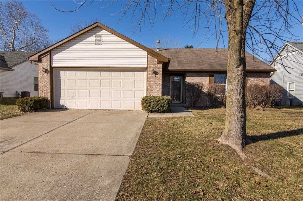 3702 Foxtail Drive Indianapolis, IN 46235 | MLS 21544507 Photo 1