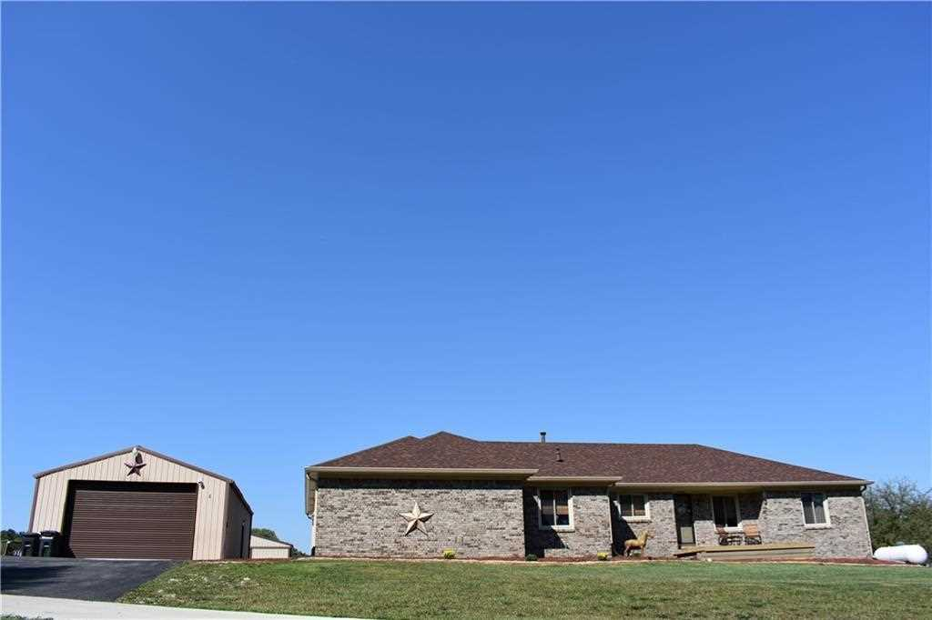 9306 N Romine Road Mooresville, IN 46158 | MLS 21544823 Photo 1