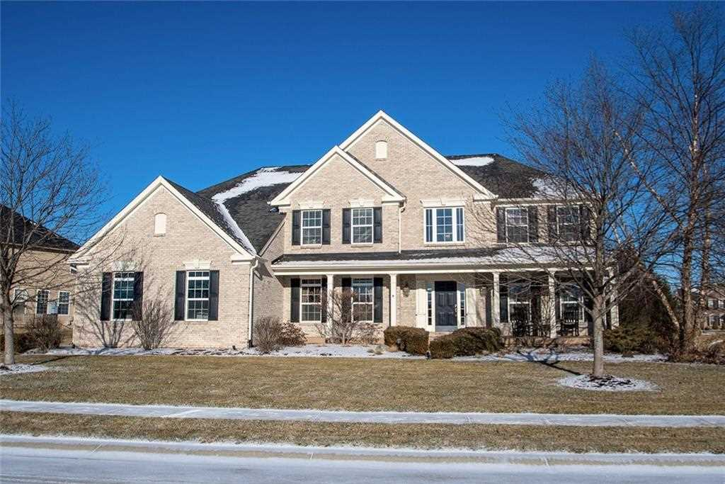 14128 Franks Way Fishers, IN 46040 | MLS 21544806 Photo 1