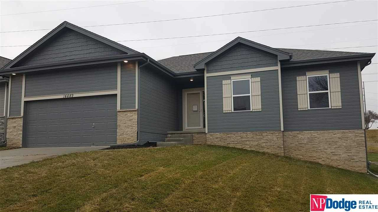 14449 Vane Bennington, NE 68007 | MLS 21801734 Photo 1