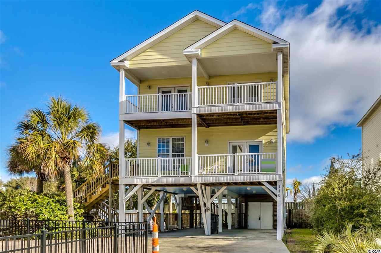 110 Woodland Dr. Garden City Beach, SC 29576 | MLS 1802517 Photo 1