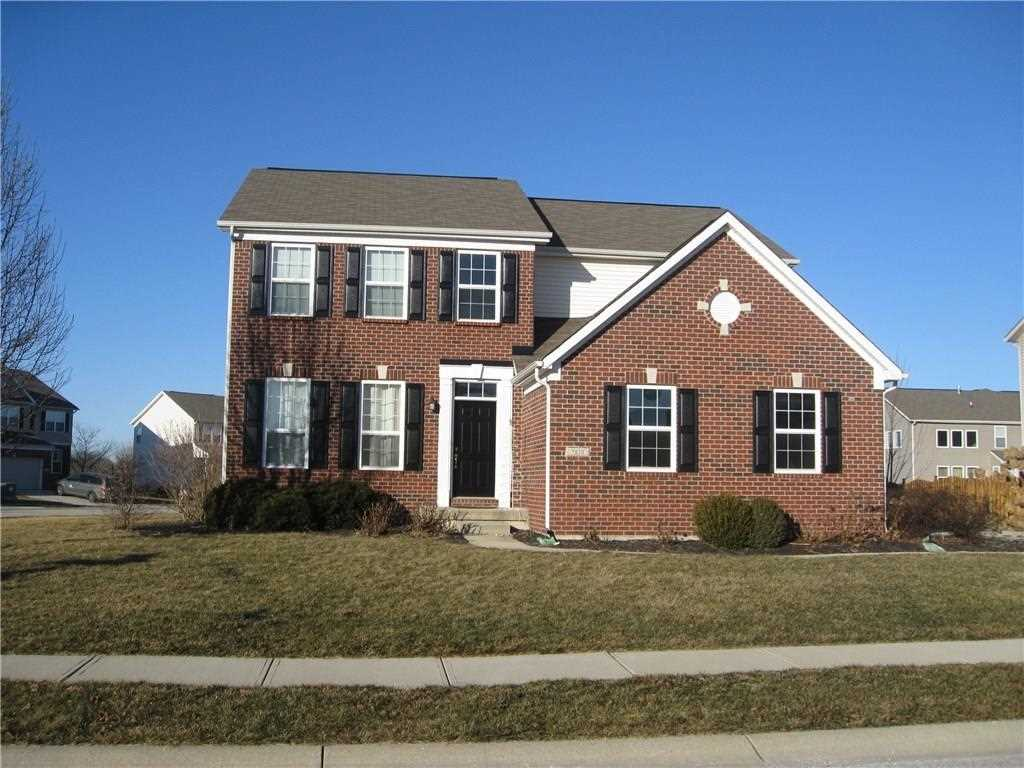 7830 Wedgetail Drive Zionsville, IN 46077 | MLS 21544646 Photo 1