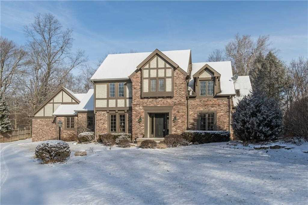 11350 Valley Meadow Drive Zionsville, IN 46077 | MLS 21542437 Photo 1