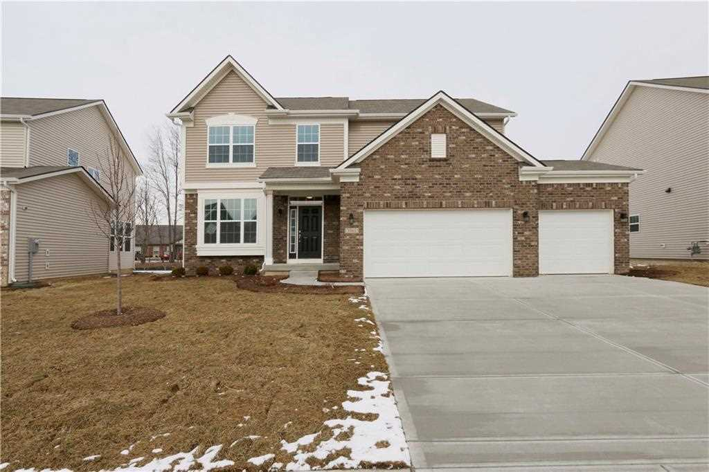5061 Macaferty Street Plainfield, IN 46168 | MLS 21527728 Photo 1