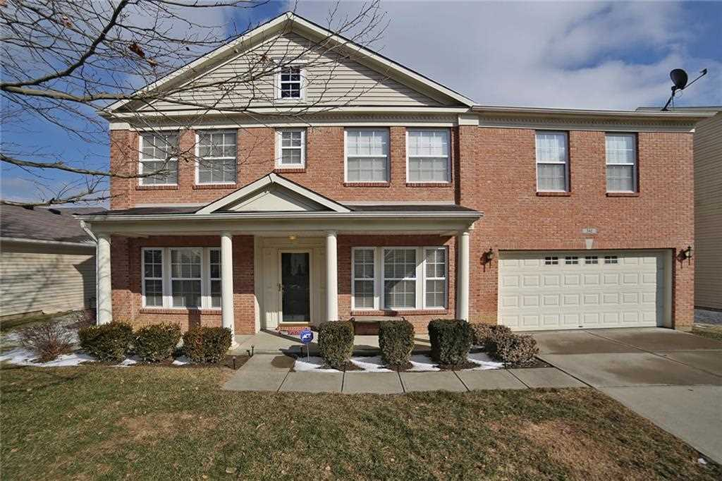 341 Legacy Boulevard Greenwood, IN 46143 | MLS 21545114 Photo 1