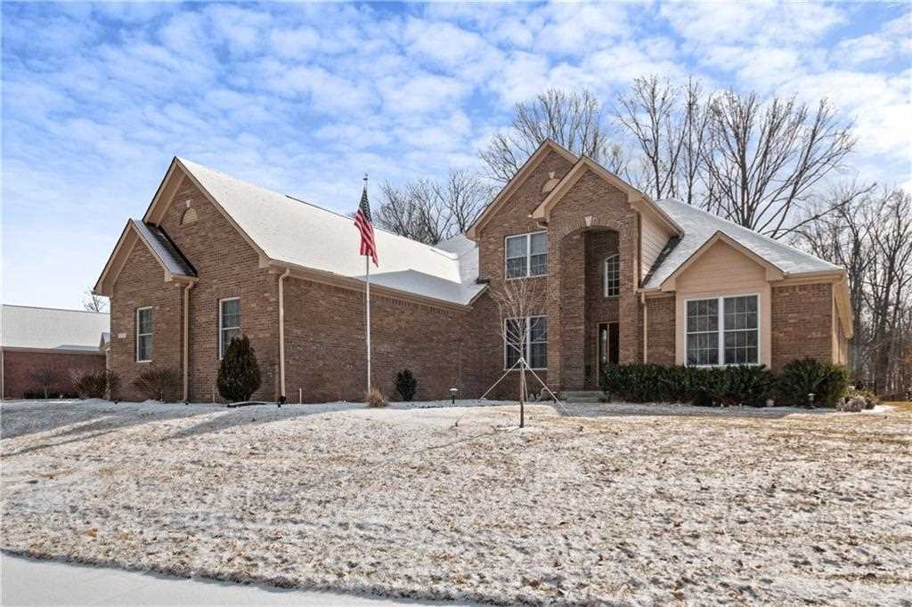 6735 W May Apple Drive Mccordsville, IN 46055 | MLS 21545253 Photo 1