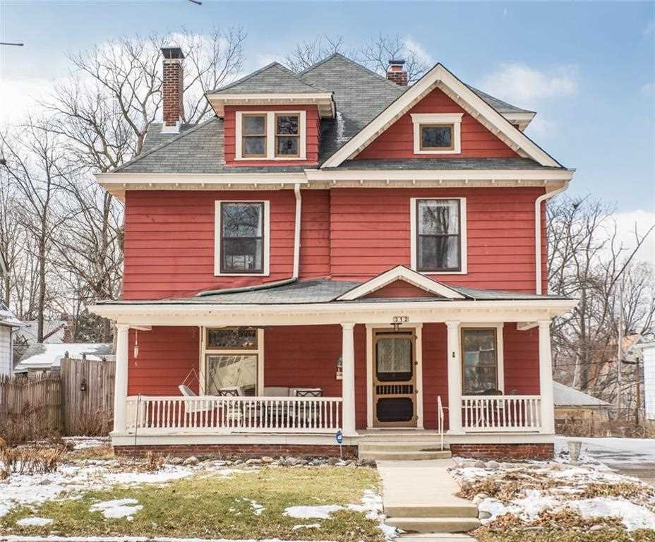 312 N Ritter Avenue Indianapolis, IN 46219 | MLS 21544720 Photo 1