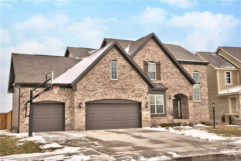 13758 Roy Anderson Boulevard Fishers, IN 46038 | MLS 21545441 Photo 1