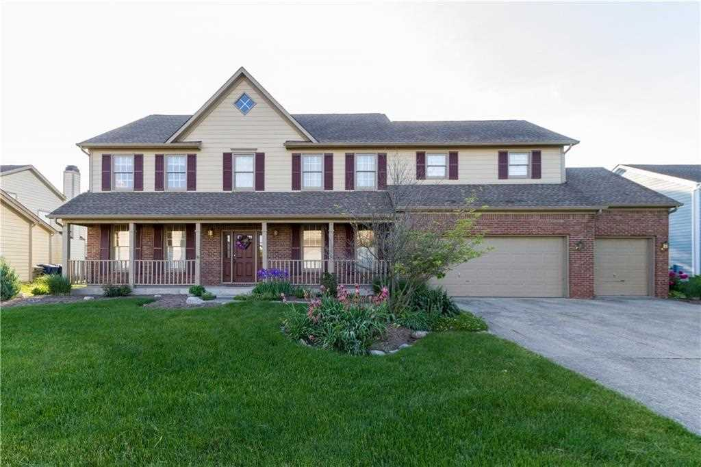 10741 Blue Spruce Drive Fishers, IN 46037 | MLS 21545363 Photo 1
