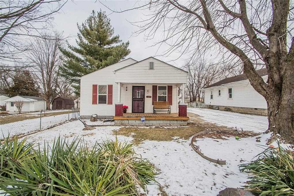 369 S Taft Avenue Indianapolis, IN 46241 | MLS 21545507 Photo 1