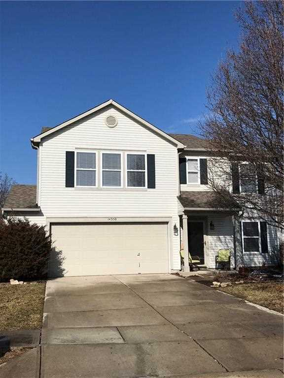 14350 Holly Berry Circle Fishers, IN 46038 | MLS 21542879 Photo 1