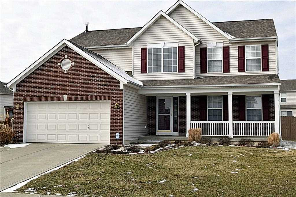 1304 Mornington Drive Indianapolis, IN 46239 | MLS 21545269 Photo 1