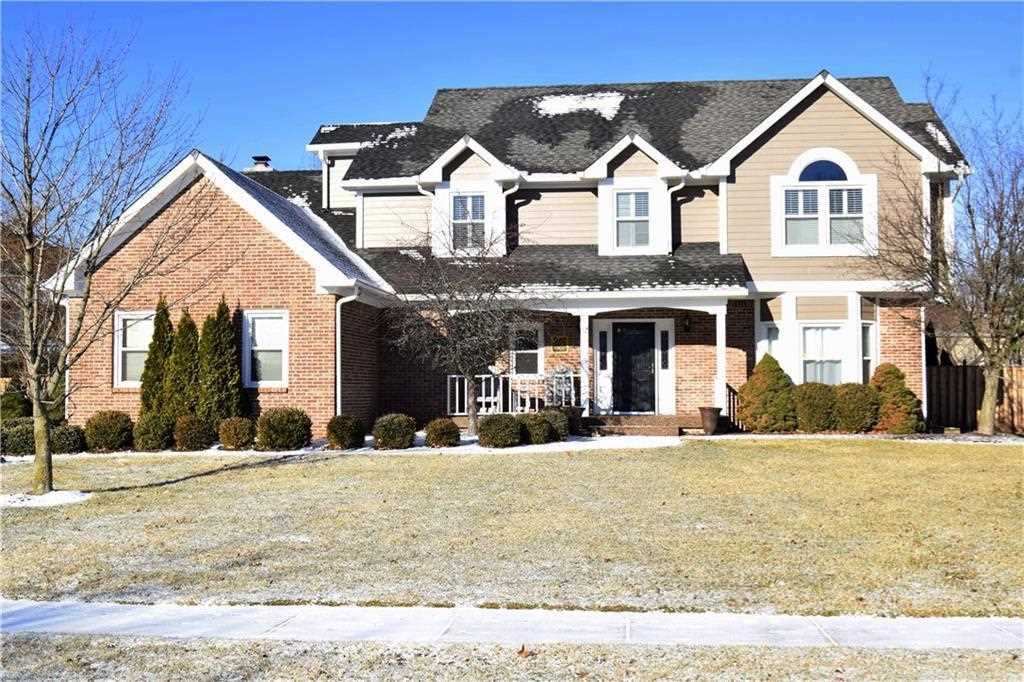 9114 Anchor Mark Drive Indianapolis, IN 46236 | MLS 21544728 Photo 1