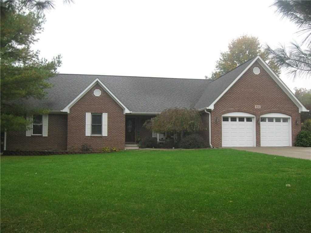 510 Denny Drive Mooresville, IN 46158 | MLS 21523449 Photo 1