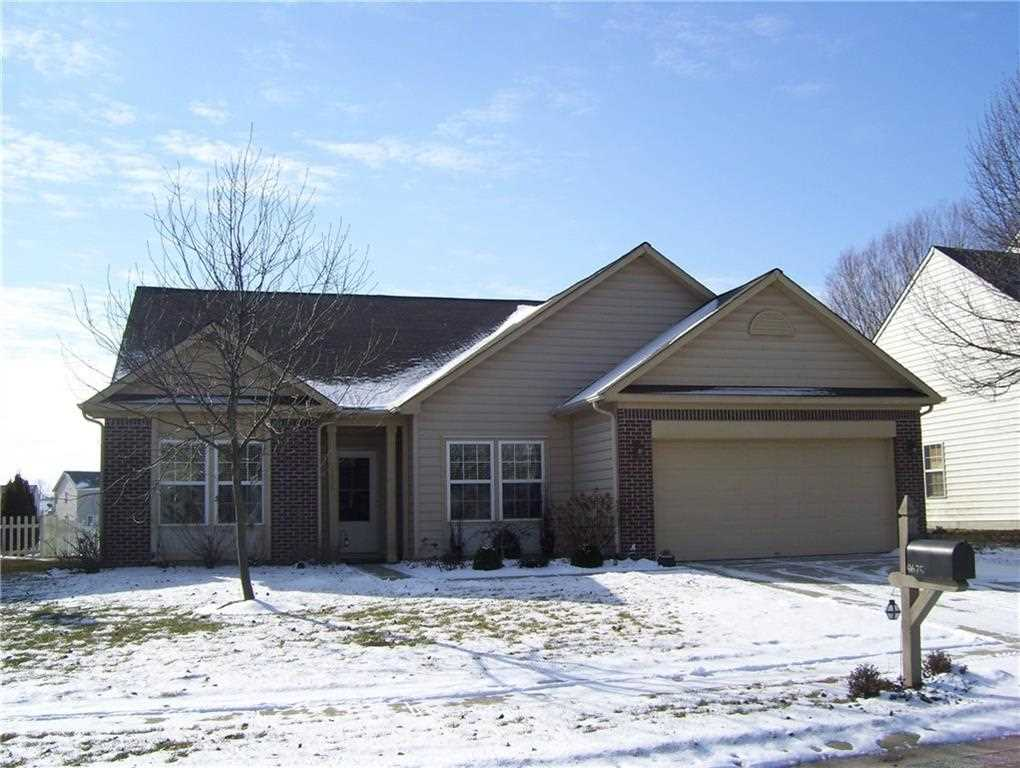 9675 Stonewall Lane Avon, IN 46123 | MLS 21545121 Photo 1
