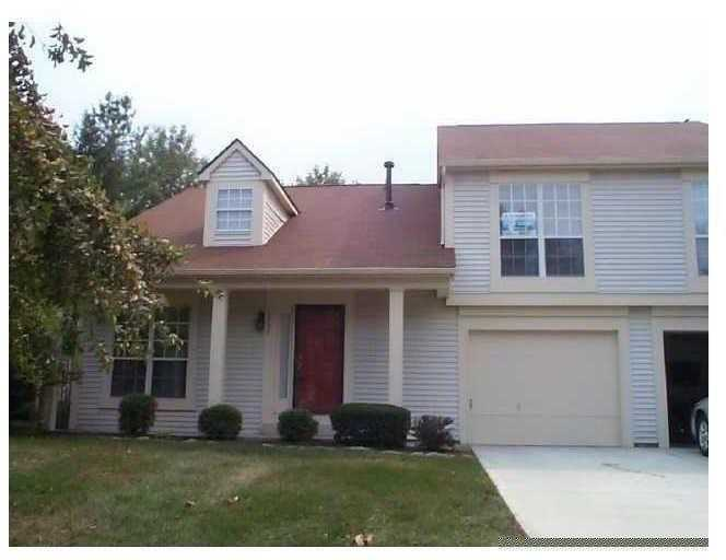 6409 Bayside North Drive Indianapolis, IN 46250 | MLS 21545636 Photo 1