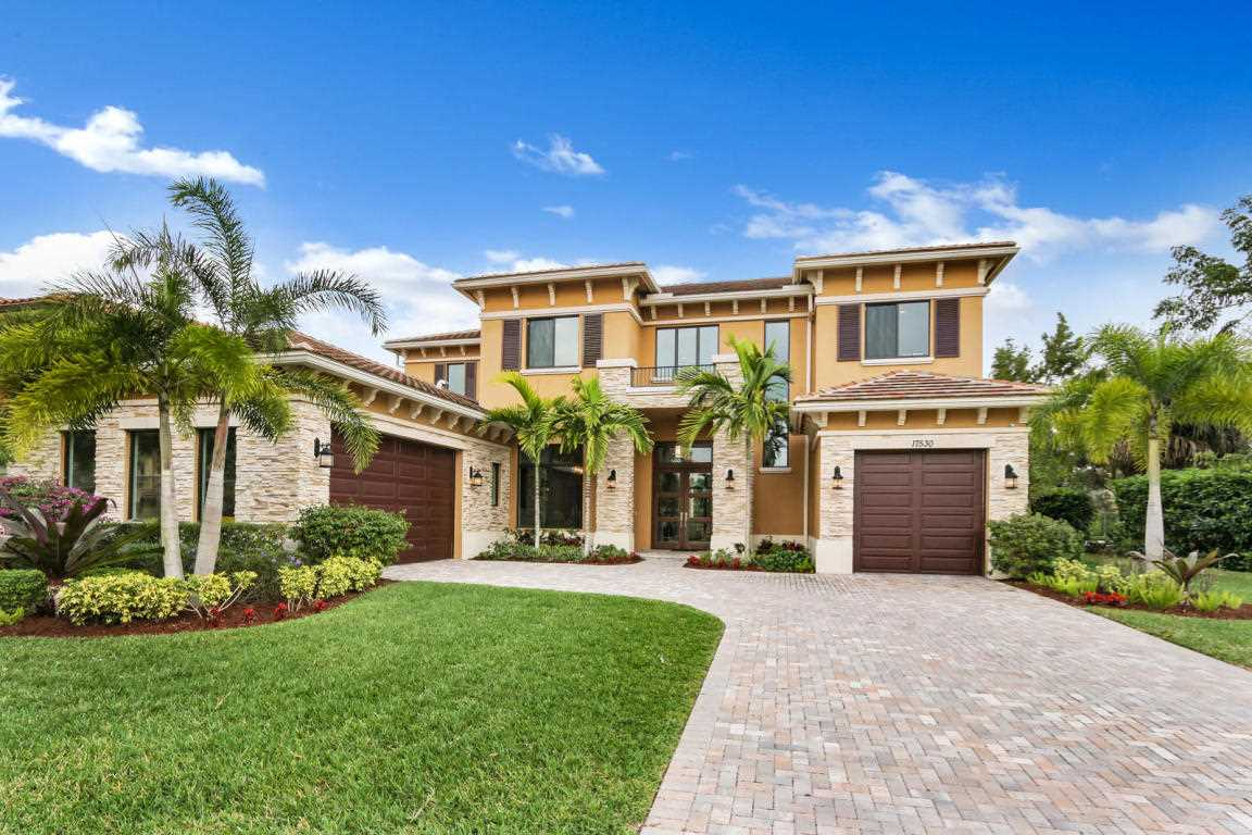 17530 Middlebrook Way Boca Raton, FL 33496 - MLS# RX-10403820 | BocaRatonRealEstate.com Photo 1