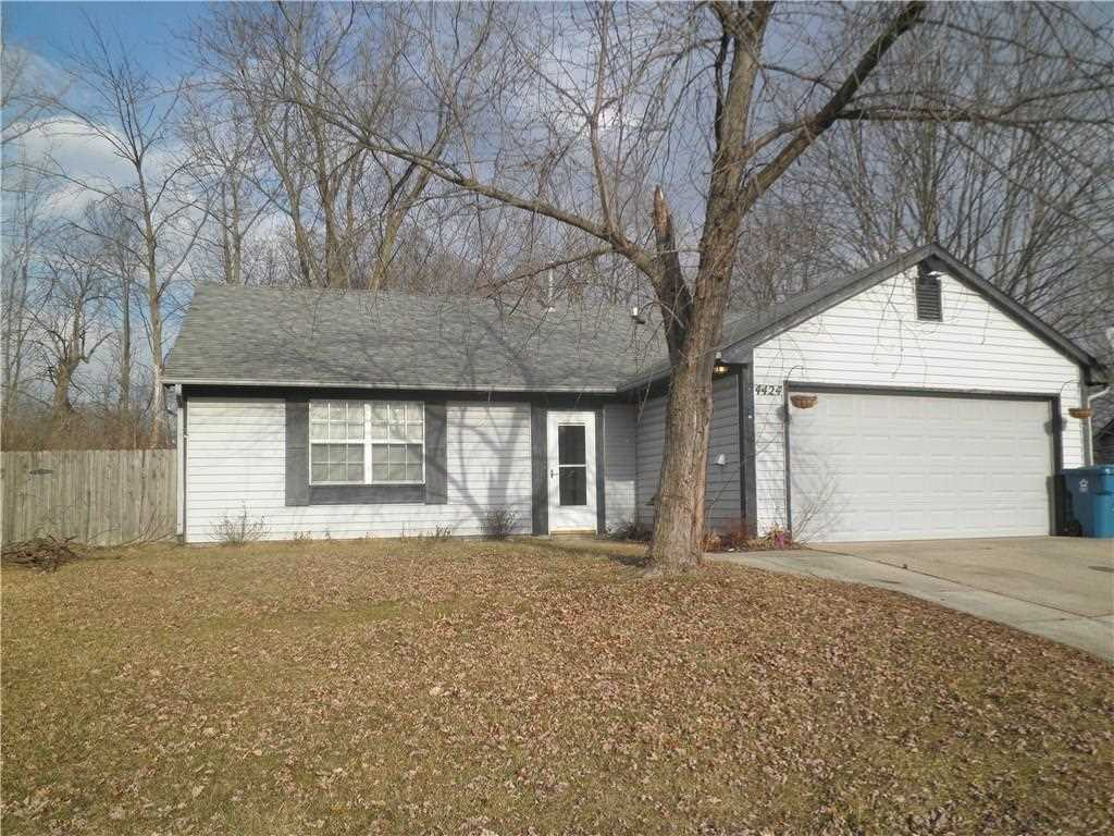 4424 Tucson Drive Indianapolis, IN 46241 | MLS 21546382 Photo 1
