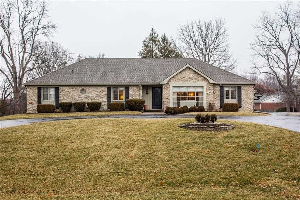 1200 Frederick Drive S Indianapolis, IN 46260 | MLS 21546547 Photo 1