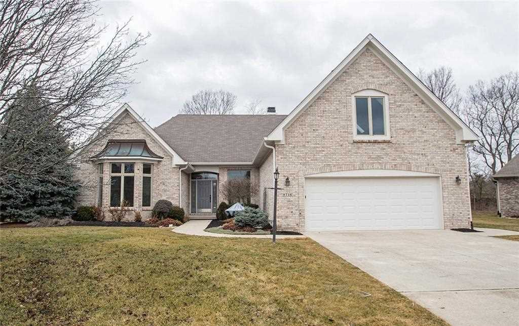 8716 Vintner Court Indianapolis, IN 46256 | MLS 21546340 Photo 1