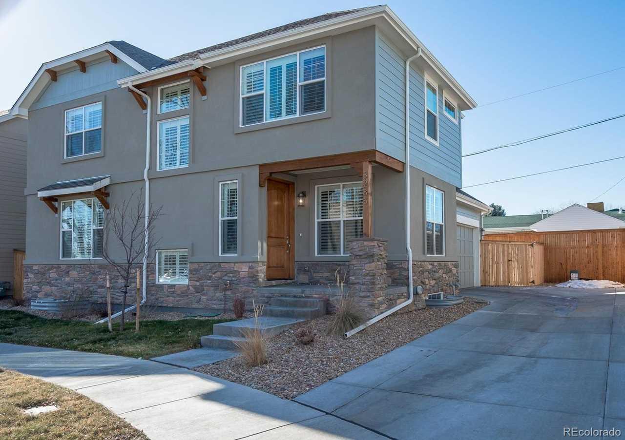 3285 Yukon Court Wheat Ridge, CO 80033 | MLS ® 8673741 Photo 1